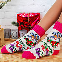 Дитячі шерстяні шкарпетки ОПТОМ