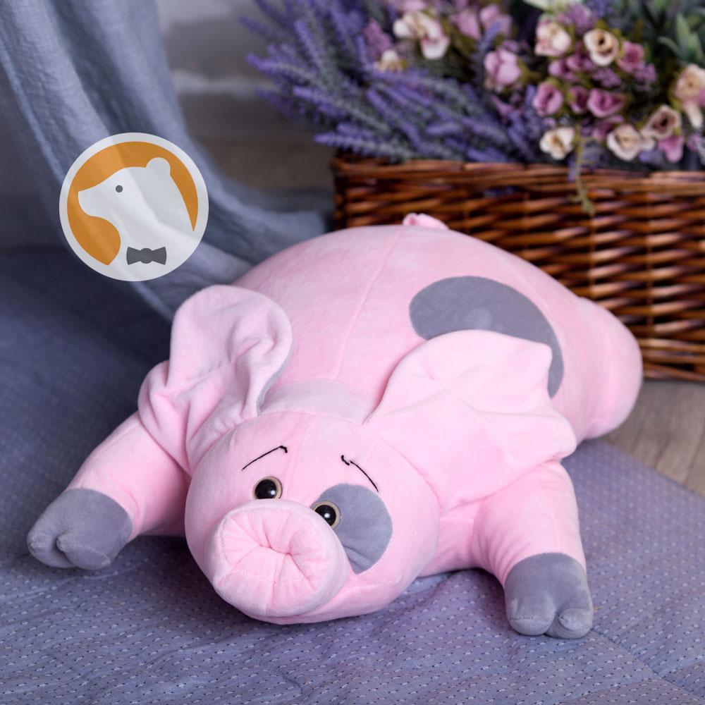 Подушка-іграшка Свинка