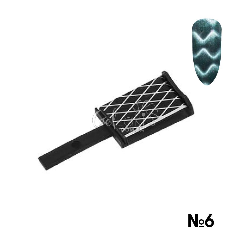 Магнит для магнитных гель-лаков, №6