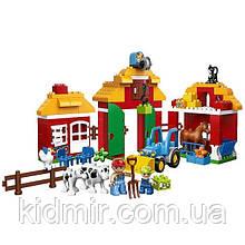 Lego Duplo 10525 Конструктор Лего Дупло Большая Ферма