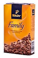 Натуральный молотый кофе Tchibo Family (250 гр)