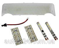 LED подсветка салона BMW E70 X5