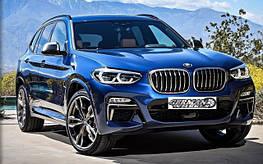 Диски и шины на BMW X3 G01