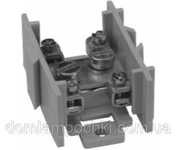 Клемма проходная 1х35 мм. кв. / 4х16 мм. кв.