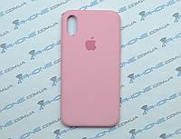 Силиконовый чехол для iPhone X, - «цветущая роза» - copy original, фото 1