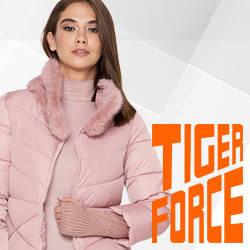 Куртки женские зимние Tiger Force