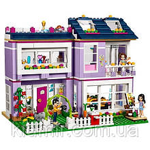 Конструктор Лего Френдс Дом Эммы Lego Friends 41095