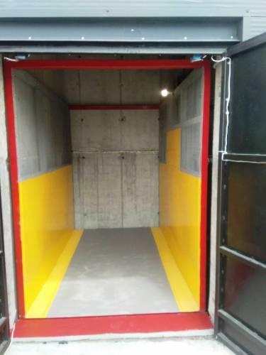 Грузовой электрический подъёмник - лифт г/п 2300 кг. Проектирование, Изготовление, Монтаж. Подъёмники-Лифты.