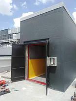 Грузовой электрический подъёмник - лифт г/п 2300 кг. Проектирование, Изготовление, Монтаж. Подъёмники-Лифты., фото 2
