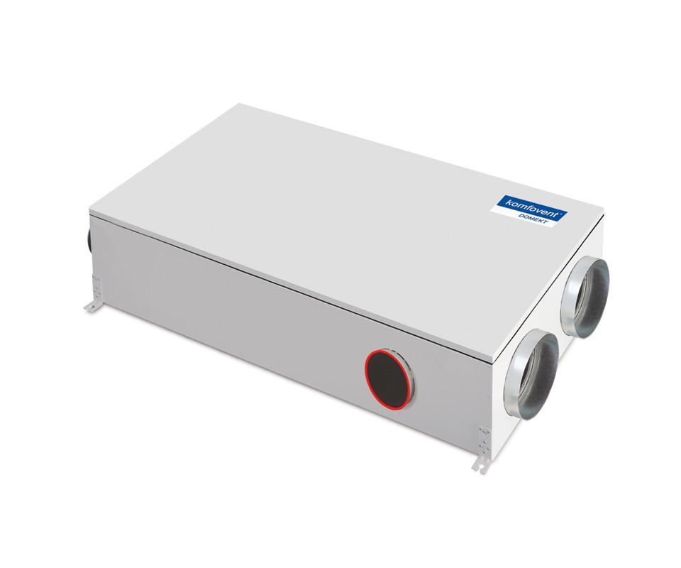 Енергоефективна та низькошумна  вентиляційна установка Komfovent Domekt R 400 F