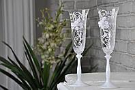 Свадебные бокалы  №560