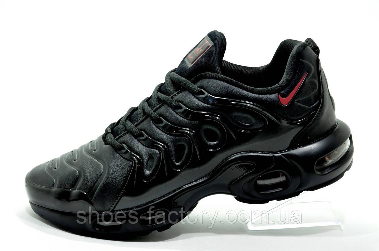 Мужские кроссовки в стиле Nike Vapormax Plus 2018, Black\Черный