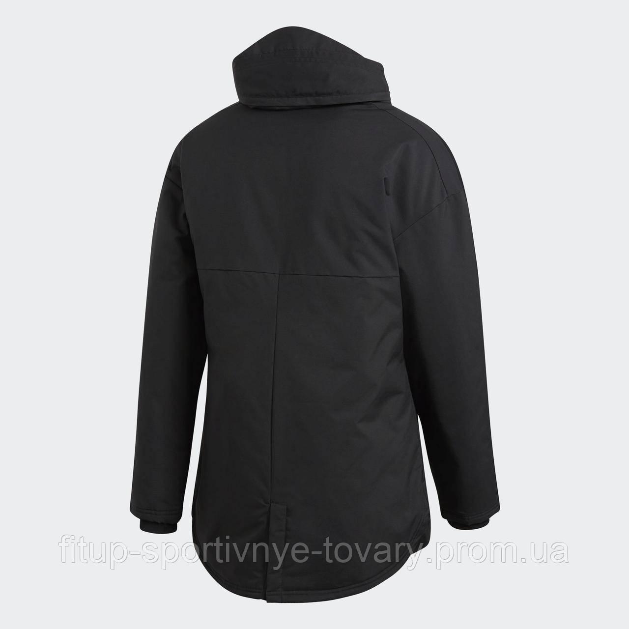 67c319c0 Мужская зимняя куртка Adidas JKT18 STADIUM PARKA BQ6594: продажа ...