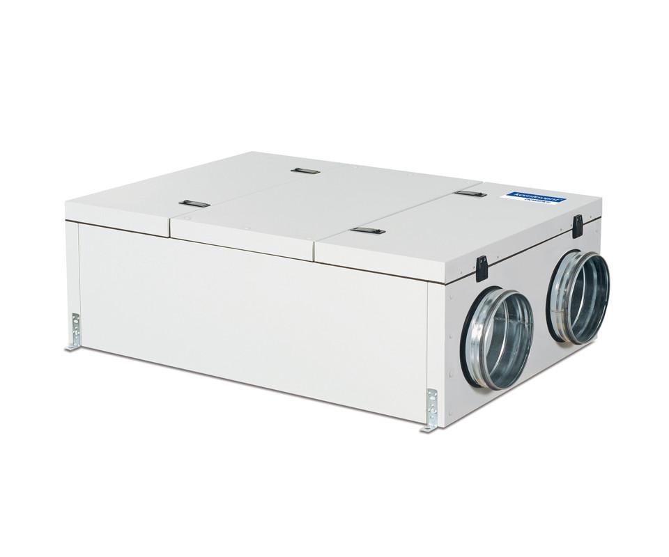 Нергоефективна та низькошумна  вентиляційна установка з роторним рекуператором Komfovent Domekt R 700 F