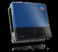 Інвертор мережевий SMA Sunny Tripower 15000 TL-10 (15кВА, 3 фази / 2 трекера) з дисплеєм