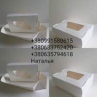 Упаковка КДО крышка+дно+окошко 140х90х50.