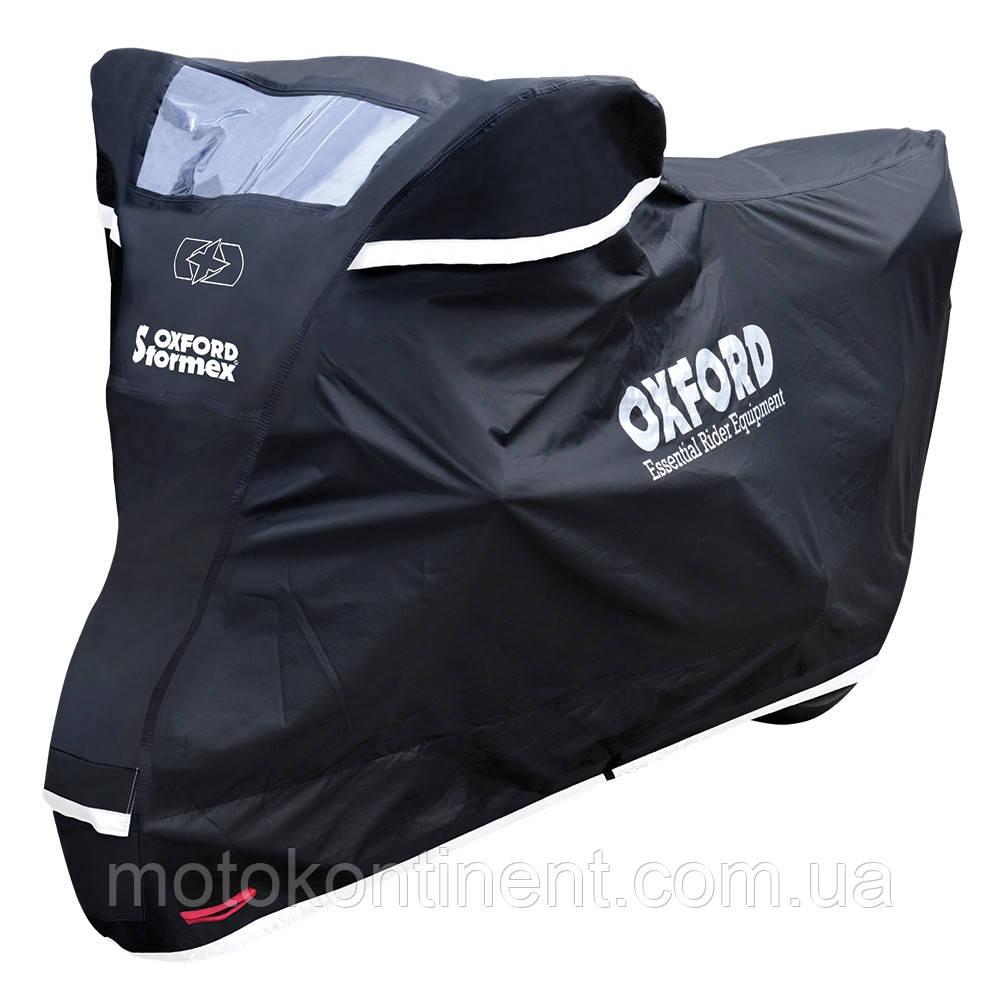 Моточехол Oxford Stormex Cover Размер S  моточехла оксфорд 203х119х83 CV330