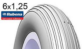 "Велошина 6""x1.1/4"" RUBENA COACH V12 Pre Classic 22 TIR-N6-01"