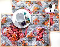 Салфетки текстиль Чайник ( набор 2 шт )
