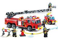 """Конструктор Brick 908 """"Пожарная тревога"""""""