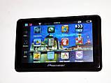 GPS навігатор Pioneer P-GSM HD, Sim-карта + Bluetoth + 4Gb, фото 2