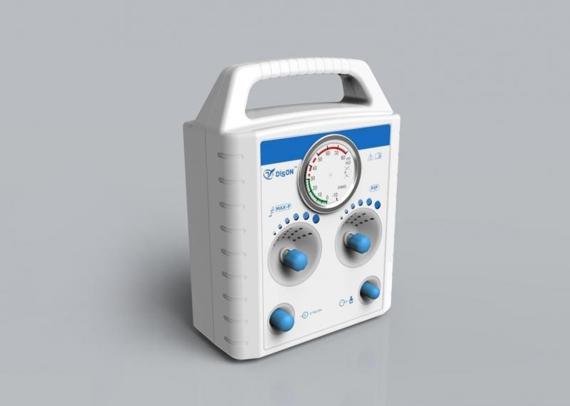 Транспортный респиратор для новорожденных BR-100