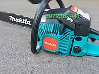 Бензопила Makita EA6500P45E ГАРАНТИЯ 1 год, 2 шины 2 цепи, Макита