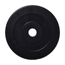 Набор Elitum TITAN штанга и гантели 52 кг, фото 3