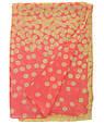 Жіночий шарф Traum 2497-62 50х150 см малиновий, фото 3