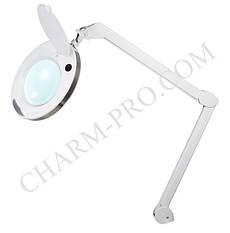 Лампа-лупа мод. 6014 LED (3D) с регулировкой яркости света