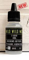 Wild Wild West - Готовая жидкость производства Steam Mechanics.