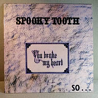 CD диск Spooky Tooth - You Broke My Heart So I Busted Your Jaw