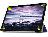 """Чехол для планшета Samsung Galaxy Tab A 10.5"""" SM-T590 / SM-T595 / SM-T597 Slim - Dark Blue, фото 2"""