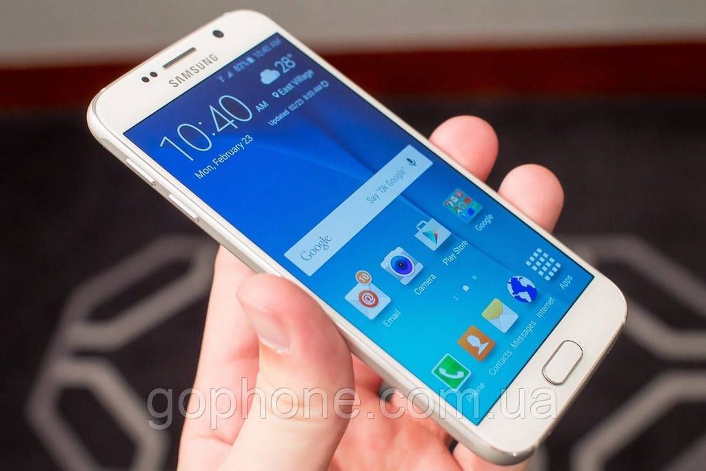 Фабричная копия Samsung Galaxy S6 32GB 4 ЯДРА