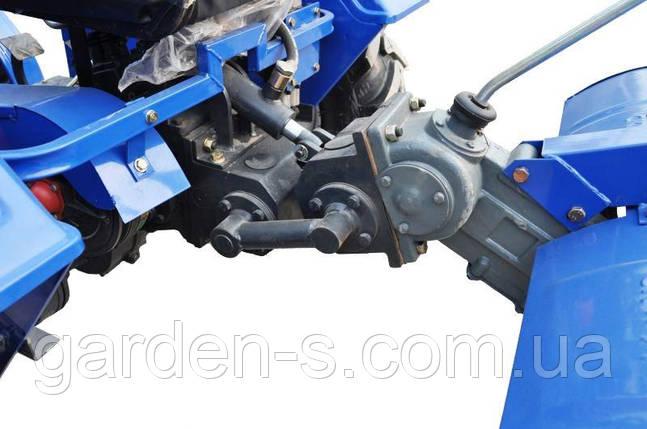 Подъемный механизм на мототрактор, фото 2