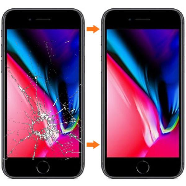 Замена экрана на iPhone 7 Plus
