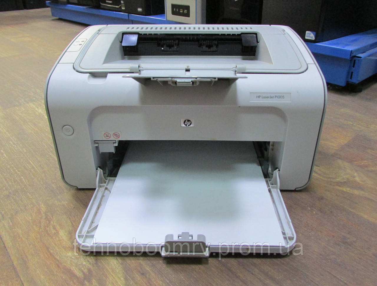 PRINTER HP LASERJET P1005 64BIT DRIVER