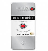 Молочный шоколад Bucheron с фисташками 100 гр.