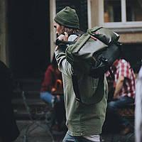 Мужская сумка POSTMAN OLIVE, фото 1