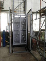 Складской электрический грузовой подъёмник-лифт г/п 500 кг. Подъёмники -Лифты складские под заказ. Монтаж .., фото 3