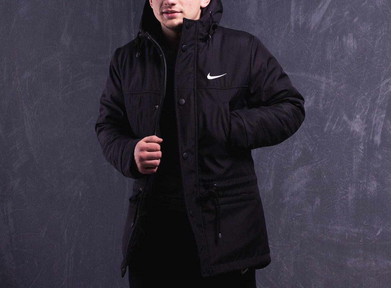 4e962eae Парка Зимняя Мужская Nike, Куртка Зимняя Найк — в Категории