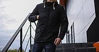Парка мужская зимняя,куртка зимняя Pobedov Winter Parka Elit V2 Black