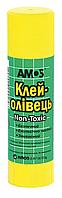 Клей-карандаш Amos 22гр.