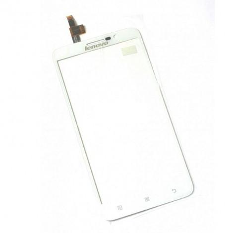 Тачскрин для Lenovo A850 Plus, белый Оригинал (проверен)