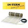 Теплый пол под плитку mat LDTS-200 350W 1,7m2, IN-TERM (Ин-Терм)