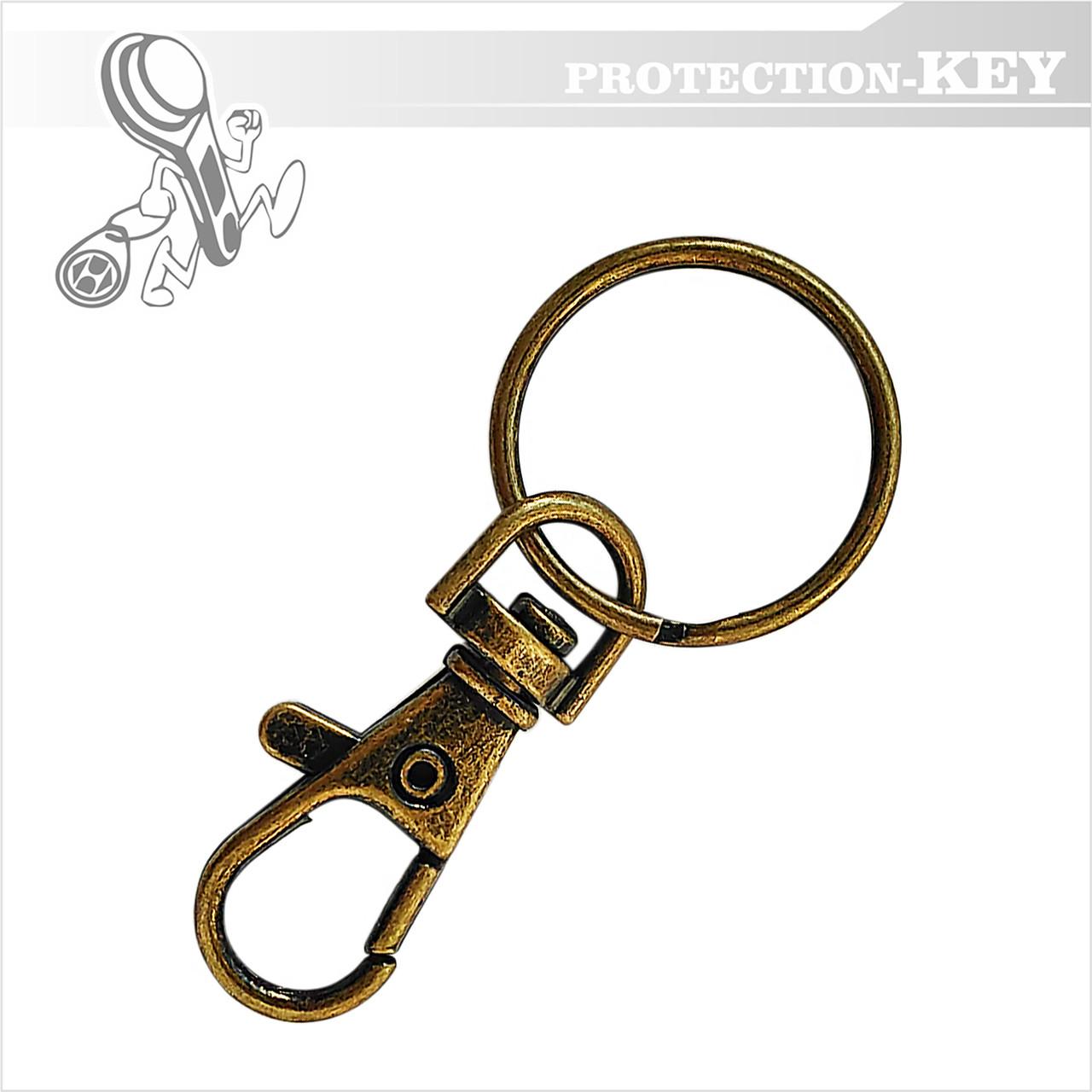Карабин для ключей и брелков