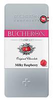 Шоколад Bucheron молочный с малиной 100 гр.