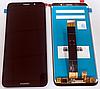 Оригинальный дисплей (модуль) + тачскрин (сенсор) Huawei Y5 2018 | Y5 Prime 2018 | Honor 7S | Honor 7A черный