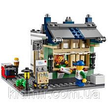 Конструктор Лего Бакалейно-игрушечный магазин Lego Creator 31036