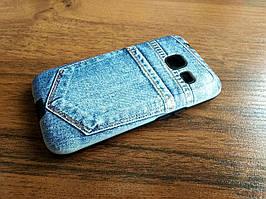 Чохол Remax Cover Fashion Jeans Shok для Samsung Galaxy J1 Mini J105
